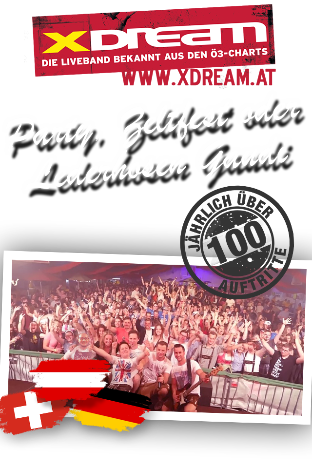 Party, Zeltfest, Lederhose